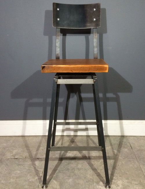 Барный стул лофт Spin